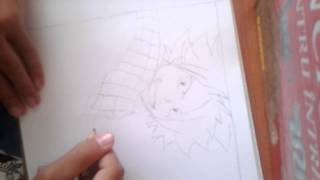 How to draw Natsu Dragneel 12# ???????