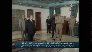 9 جنرالات جدد في الجزائر