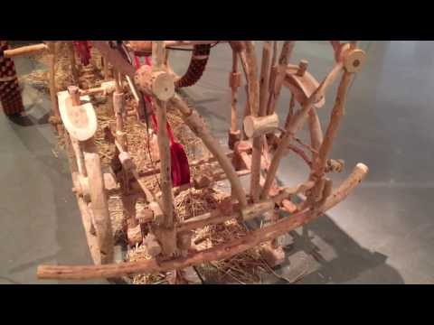 John Dillemuth - Gomos and Contraptions - Oceanside Museum of Art