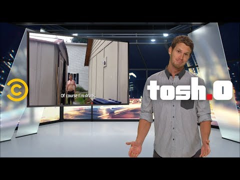 Too Much To Drink - Tosh.0