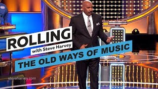 The Old Ways of Music | Rolling With Steve Harvey