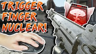 Trigger Finger Handcam Nuclear! - Black Ops 2 PC Nuclear - (Call of Duty: Black Ops 2)