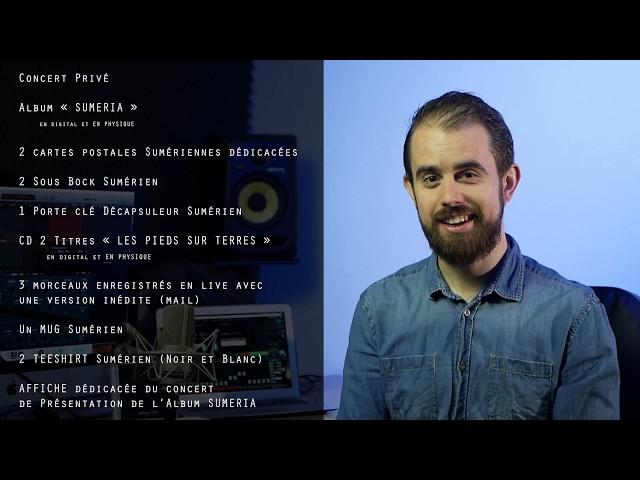 Teaser / Financement Participatif : 3 Clips Vidéos