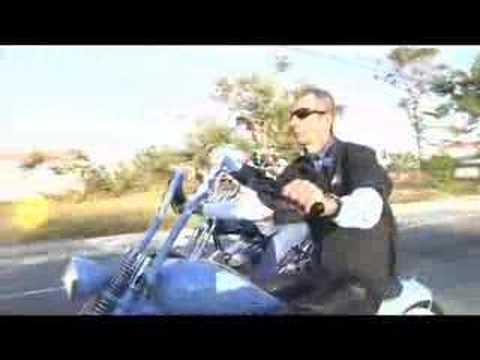 Cyril Huze Sunrise Chopper Ride
