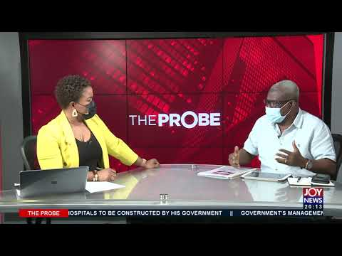 NPP@29 -The Good, The Bad and the Ugly - The Probe on JoyNews (8-8-21)