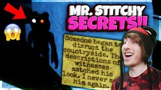 MR. STITCHY'S SECRET NOTES DISCOVERED! (Roblox Piggy)