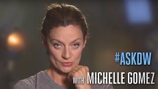 #AskDW with Michelle Gomez - Inspiring Fans - Doctor Who on BBC America