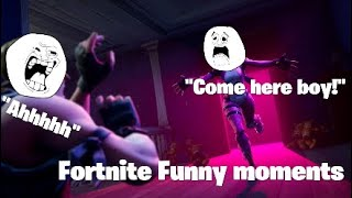 He had the biggest Voice crack!!!!! (Funny moments)
