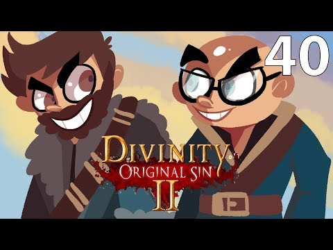Solution! Northernlion and Mathas Play Divinity: Original Sin 2 - Episode 40