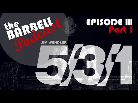 tBP #3 | Jim Wendler Ep 3 - Westside Barbell System | Part 1 [pl subs]