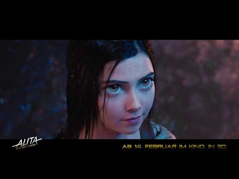 "ALITA: BATTLE ANGEL | TV Spot ""New World"" 