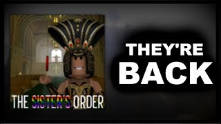 The Sister's Covenant is Back - Roblox's Weirdest Cult