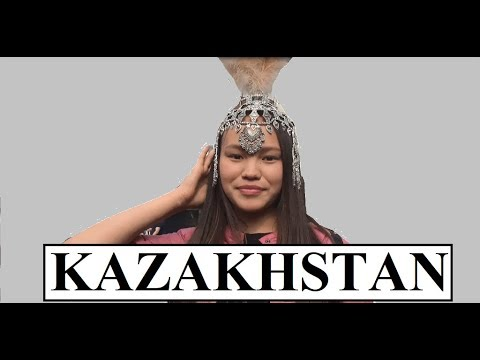Kazakhstan/Almaty Zhybek Zholy (Pedestrian)Street-Bazaar Part 12