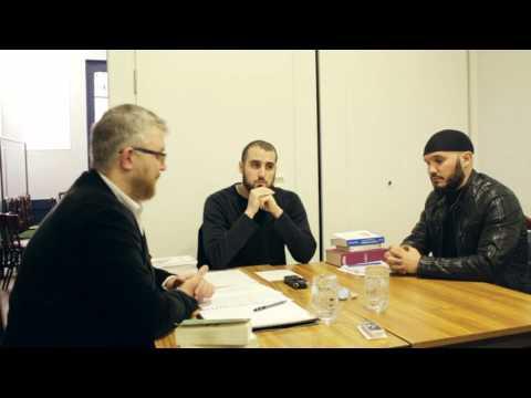 """Débat Inter-religieux : """"L'Islam Au Risque De L'histoire"""" Olaf Et Karim Al-Hanifi"""