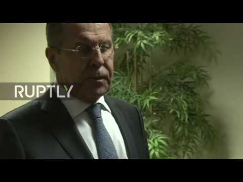 LIVE: Lavrov to participate in Normandy Four meeting in Minsk