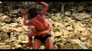 Adventures Of Tarzan - Hemant Birje - Kimmy Katkar - Tarzan Kills A Tribal - Best Bollywood Action