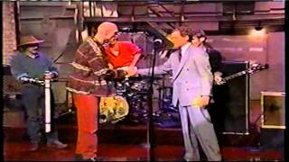 Midnight Oil Live - David Letterman