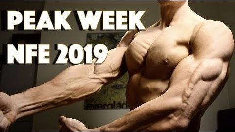 THE PEAK WEEK VLOG / Viimeistelyviikko Nordic Fitness Expoon / Vegaani kehonrakentaja