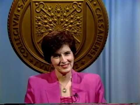 Dr. Eileen Poiani, Ph.d interview at Saint Peter's University