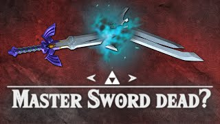 The Master Sword is Dead? - Breath of the Wild Theory (ft. ZeldaMaster)