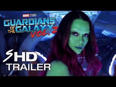 Guardians of the Galaxy Vol. 2 - 2017 Teaser Trailer #2 Chris Pratt (Fan Made)