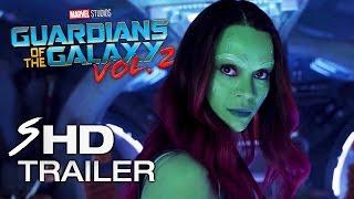 Guardians of the Galaxy 2 - 2017 Chris Pratt Teaser Trailer (Fan Made)