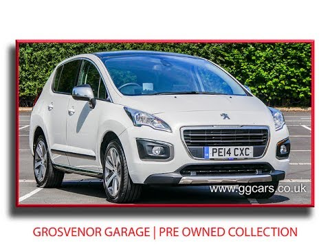 Peugeot Hdi Fap Allure Suv Diesel Full Video Youtube