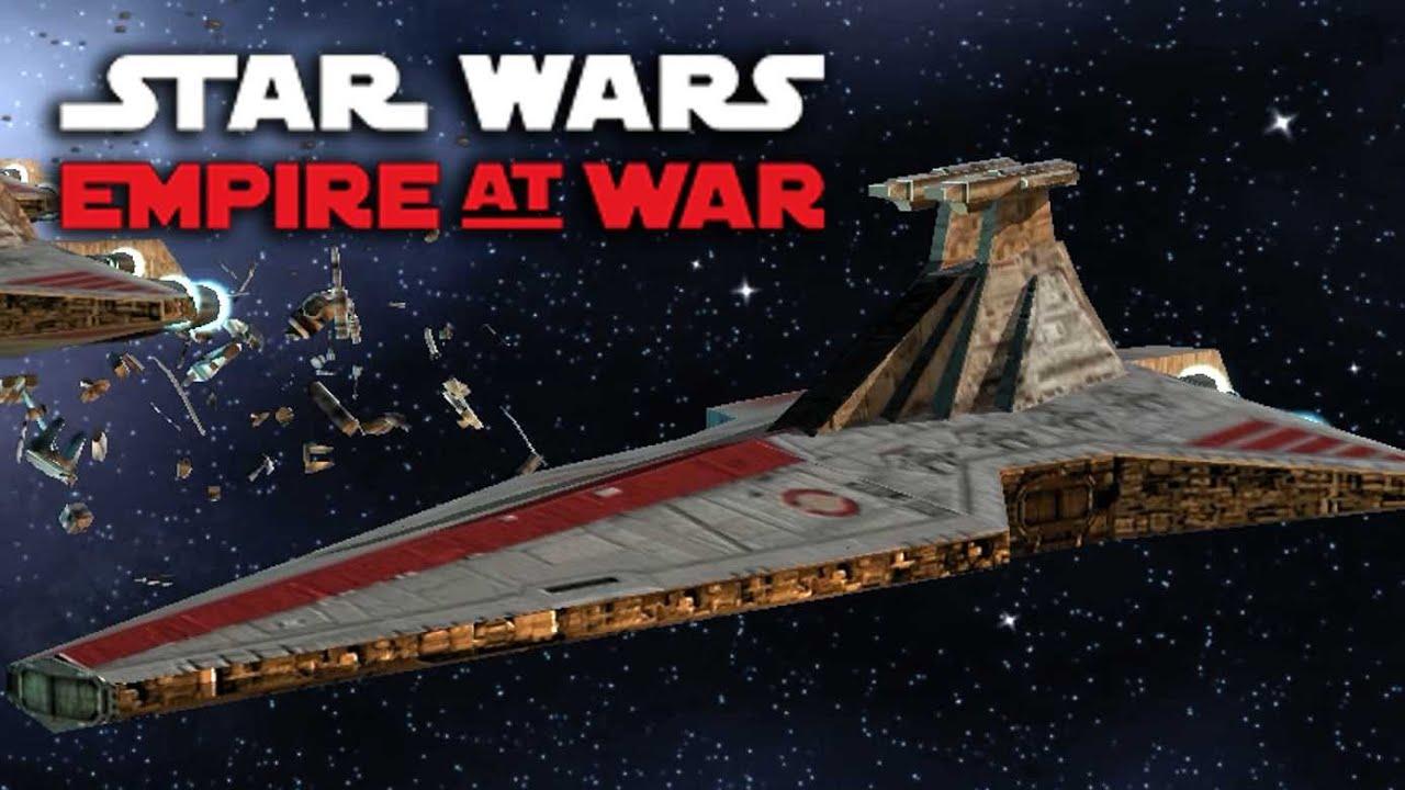 star wars empire at war con alphasniper97 cruceros. Black Bedroom Furniture Sets. Home Design Ideas