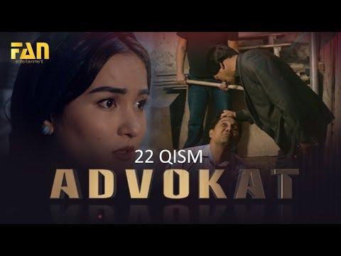 Advokat Seriali (22 Qism) | Адвокат сериали (22 қисм)