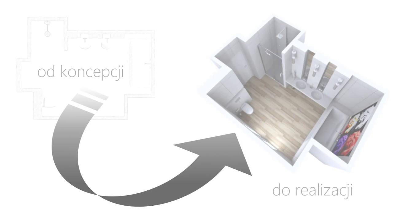Cad Decor Pro Projekt łazienki Krok Po Kroku