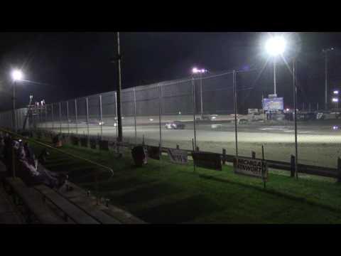 Merritt Speedway 4 Cylinder Feature 9/17/16 Segment 3