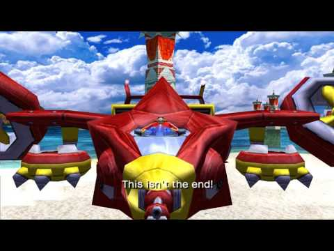 Sonic Heroes (GC) Team Chaotix's Story