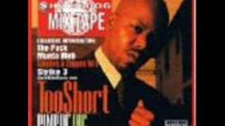 Too Short - Burn Rubber Pt. 2