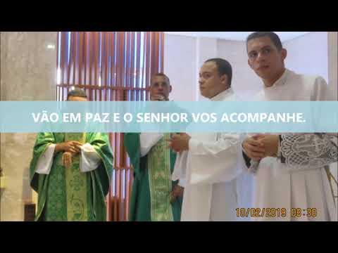 PARÓQUIA SÃO COSME E SÃO DAMIÃO - 10/FEV/2019 - POR CARLOS PRAZERES