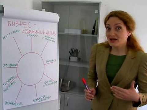 Наталья Титова - Бизнес - коммуникации.wmv