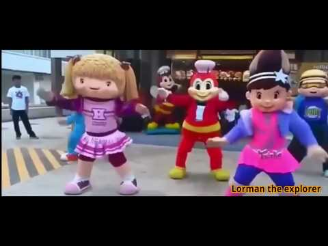Boom Boom Dance Challenge Compilation By Jollibee