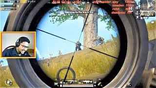 if you watch this 100 time you will still laugh 😂 😂🤣power of ghillie suit in PUBG mobile