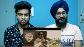 Thackeray Trailer REACTION | Nawazuddin Siddiqui, Amrita Rao | Parbrahm&Anurag
