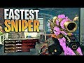 This Sniper is AMAZING!! (NEW Black Ops 4 Sniper Buff)