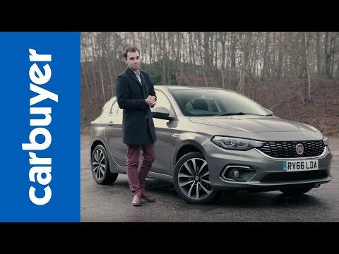 New 2017 Fiat Tipo in-depth review – Carbuyer  – James Batchelor