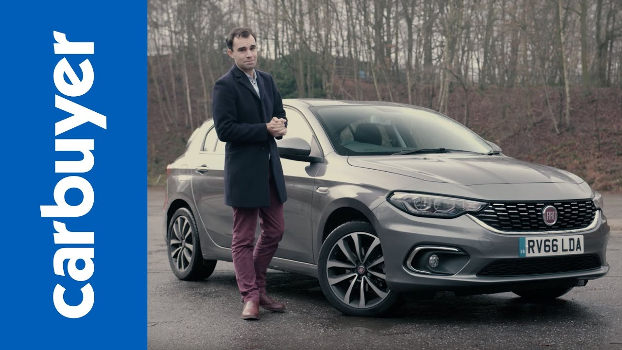 2017 Fiat Tipo hatchback review - Carbuyer