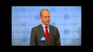 On Darfur Rapes, ICP Asks UK Rycroft Of Cover Up as in CAR; He: UN Reviews May Ensure Follow-Up