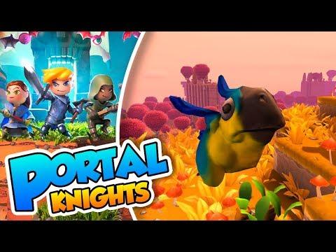 ¡En busca del jefe! - #05 - Portal Knights (PC) con Naishys
