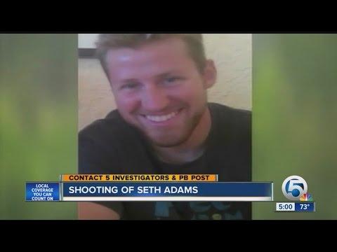 Shooting of Seth Adams