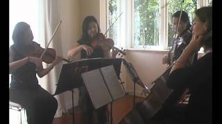 It Dont Mean a Thing, by Duke Ellington - Performed by the Nikau String Quartet (Auckland, NZ) youtube