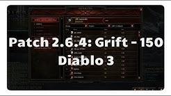 Diablo 3 - Patch 2.6.4: Die ersten Spieler erreichen Grift 150