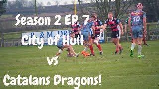 City of Hull vs Catalans Dragons U19   Season 2 Episode 7