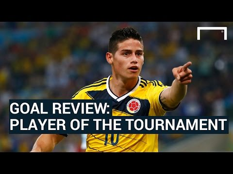 Goal review | Player of the tournament
