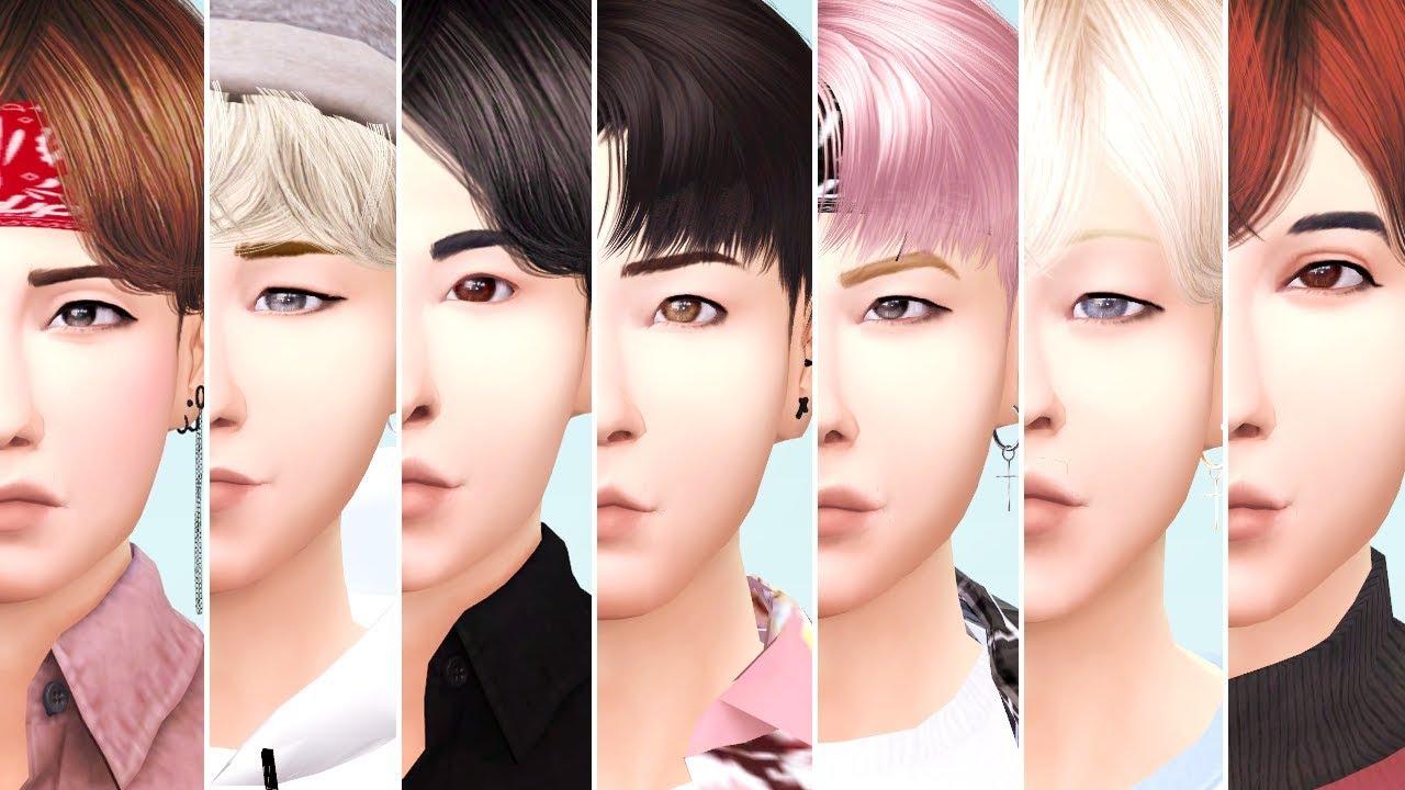 BTS 🎤 V SUGA JIN JUNGKOOK RM JIMIN & J HOPE 🎤 Los
