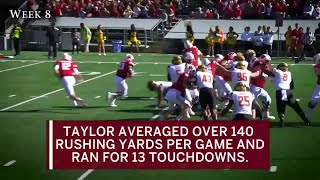 Wisconsin Football Montage